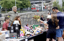 El mercat, un dels atractius d'Arinsal