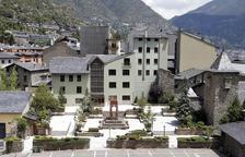 Concurs d'idees per a remodelar la part posterior a la Casa de la Vall