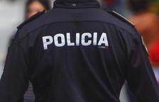 Tres detinguts per desobediència i resistència als agents de polica