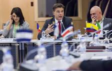 La capitalitat cultural permet que Andorra la Vella es conegui a Iberoamèrica