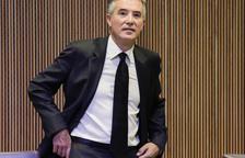 Vicenç Mateu entra en la cursa per al cap de llista demòcrata