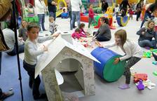 El Saló de la infància recupera els espectacles de tarda i fa un taller de lego