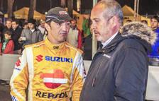 Suzuki espera Joan Vinyes