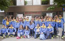 Andorra tindrà la delegació més reduïda a San Marino