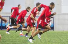 Moreno tornarà a jugar amb la selecció