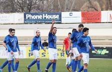 Sergio Moreno acabarà la temporada a l'FC Andorra