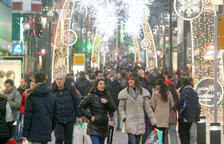 Rècord d'entrada de turistes de la dècada amb 243.000 vehicles