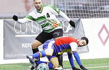 El Sants assalta la Borda Mateu i l'FC Andorra cedeix el colideratge