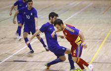 Andorra tanca la preparació amb un empat contra Grècia