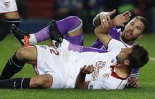 El Sevilla acaba amb la ratxa del Madrid