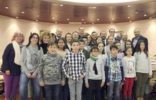 El comú constitueix el consell d'infants amb 12 membres