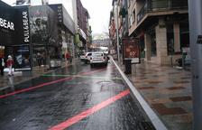 Falsa alarma per un paquet sospitós a l'avinguda Carlemany