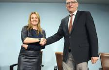 Vuit esportistes d'alt rendiment es beneficien d'estudis adaptats a la Universitat d'Andorra