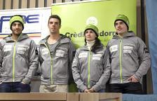 Quatre mundialistes competiran a Saint Moritz