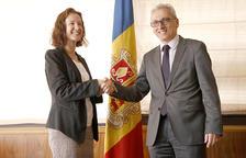 Sílvia Calvó es perfila com a ministra d'Afers Exteriors