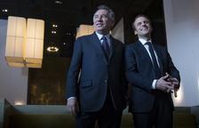 """Macron afirma que el pacte amb Bayrou vol posar fi a la """"fractura política"""" al país"""