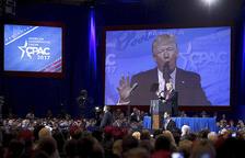 Trump critica la seguretat a Europa i diu que ja no és segur viatjar a París