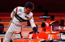 Alonso, disposat a tornar als podis amb el nou bòlid