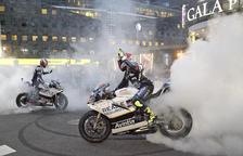 L'Avintia Racing de Barberá i Baz crema roda a Meritxell