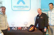 Grandvalira entregarà els Globus de Cristall de la Copa del Món