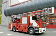 Bombers demana cura per evitar focs