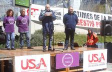 Denúncia sindical pels eventuals de llarga durada