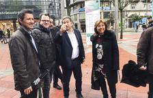 La capital pren Pontevedra com a exemple de ciutat sostenible