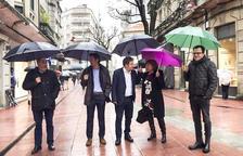 El comú pren Pontevedra com a exemple de ciutat sostenible