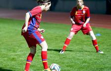 La selecció femenina debuta al Premundial, a Lituània