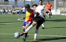 El partit entre el Sants i l'Andorra s'ajorna al 4 de juny