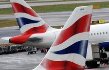Un error informàtic deixa sense volar cap avió de British Airways