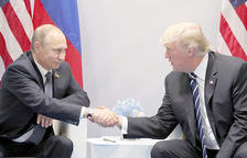 Putin canvia el seu ambaixador als EUA, figura clau de la trama russa