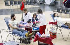 La Creu Roja obté 272 donacions de sang