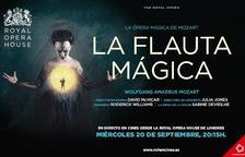 'La flauta màgica' reinicia el cicle de lírica als cines