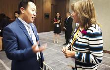La capital busca atraure el mercat xinès
