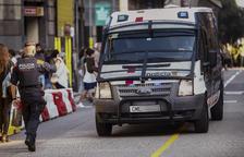 El fiscal superior de Catalunya treu a Interior els mossos d'esquadra