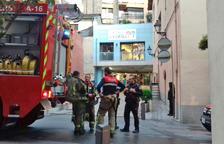 Un incendi obliga a evacuar la llar d'infants