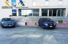 La guàrdia civil deté un andorrà per contraban a Tarragona