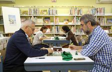 Professionals de l'Scrabble en català es donen cita en un torneig a Encamp