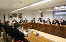 El comú destina 373.400 euros a la separativa d'aigües i l'embelliment del carrer Santa Anna