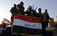 L'Iraq declara la victòria contra l'EI després de tres anys i mig de guerra