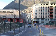 Els cotxes ja poden circular per la prolongació de Sant Antoni