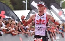 El triatló i la muntanya, les aficions d'un polític 'Ironman'