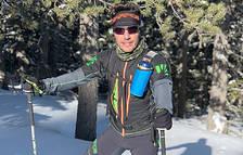 Gaudeix de l'esquí de muntanya quan deixa la bicicleta aparcada