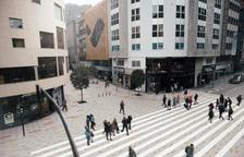 Sis empreses opten a l'obra per embellir l'avinguda Carlemany
