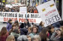 Els funcionaris criden els treballadors del privat a afegir-se a les protestes