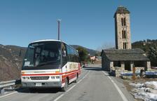 Veïns de la zona d'Engolasters reclamen al comú una línia de bus