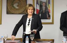 Trini Marín reitera la confiança en els caps dels agents de circulació