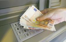 Els crèdits bancaris cauen més d'un 20% en cinc anys