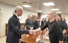 Martí vincula el rebuig a la reforma funcionarial a l'últim any de legislatura
